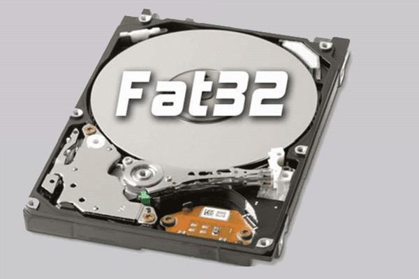 Resultado de imagen de FAT32