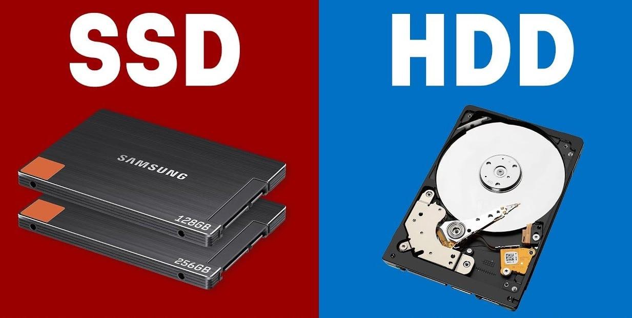 HDD vs SSD: ¿cuales son sus diferencias?