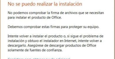 no pudo realizar la instalacion office 365