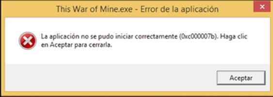 error-0x000007b