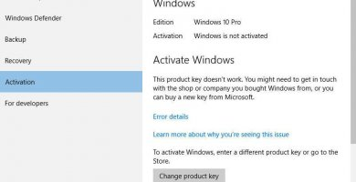 How to use OEM key to activate Windows 10 Pro