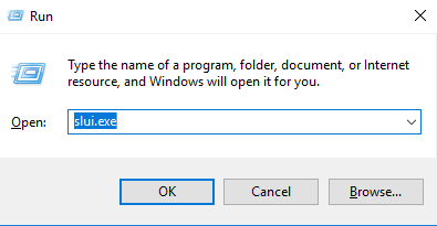 How to Upgrade Windows 10 Home to Pro Using an OEM Key While Windows 10 Home already comes with a suite of extra features compared to Windows 8.1, including the digital voice assistant Cortana and Virtual Desktops, Windows 10 Pro offers greater connectivity and privacy tools. If you want to take advantage of tools like Bit-locker for disk-encryption and Assigned Access for locking user accounts or to connect to a Windows domain, you may want to upgrade to from Windows 10 Home to Pro. One way to do this is to pay for a Windows 10 Pro upgrade. But if you already have an OEM Key for Windows 10 Pro, just follow the steps below to find out how to upgrade and activate your Pro system: Step 1: Press WINDOWS+R on your keyboard to open the Run window, and type slui.exe then click OK Step 2: Try entering your Windows 10 Pro OEM key here Step 3: If the OEM key is not accepted, then first try using the Windows 10 Pro default product key that Microsoft has provided for users wanting to upgrade their systems. Note: This will allow you to upgrade your Windows 10 Home to Pro, but it will not activate Pro; that comes later Click on the Start button in the bottom left of your screen and select Settings (you can also press WINDOWS+I to open the Settings window) Click System and then select the About tab on the left. In the About tab, click Change product key or upgrade your edition of Windows A User Account Control dialogue box may open asking if you want to allow the app to make changes. Click Yes Now enter the Windows 10 Pro default product key: VK7JG-NPHTM-C97JM-9MPGT-3V66T. Note: Make sure your work is saved and all applications are closed on your computer before starting the upgrade Follow the instructions and your upgrade will now begin. Don't worry if your computer reboots during the upgrade process; this is normal Step 4: Once the upgrade it complete, you can now use your OEM key to activate Windows 10 Pro Click on the Start button in the bottom left of your screen and select 