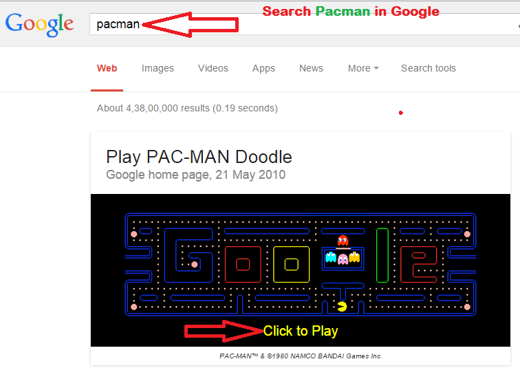 Play- Pacman-online
